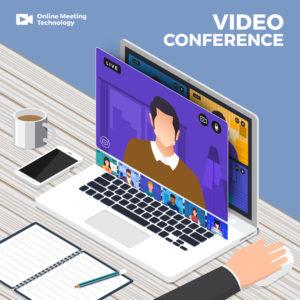 Facetime, Zoom, Online Meeting